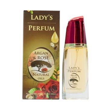 Perfumy Argan&Rose 50ml
