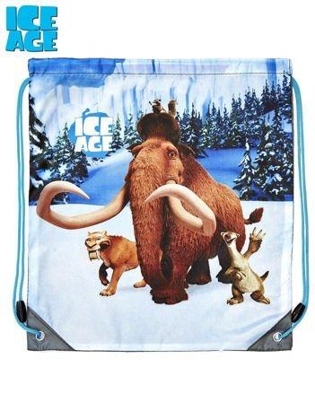 Plecak typu worek dla dziecka ICE AGE