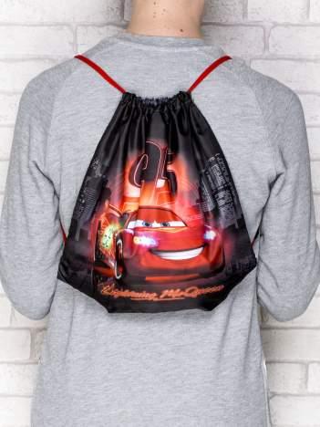 Plecak typu worek z motywem CARS