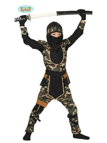 Przebranie na bal Ninja