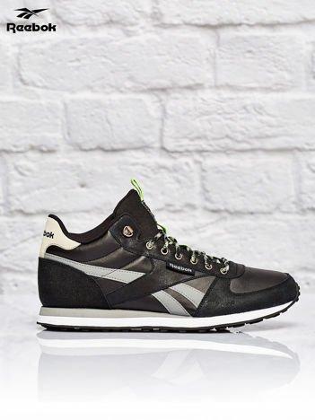 REEBOK Czarne buty sportowe męskie Royal CL JOG WLD