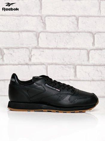 REEBOK Czarne klasyczne buty męskie sportowe