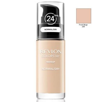 REVLON ColorStay podkład z pompką do skóry normalnej i suchej z kompleksem SoftFlex 250 Fresh Beige 30ml