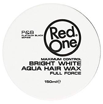 RedOne AQUA WAX FULL FORCE BRIGHT WHITE 150 ML