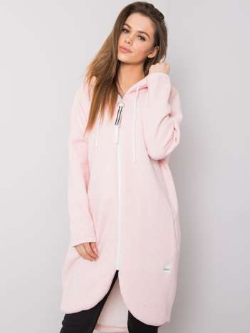 Różowa melanżowa bluza Stunning