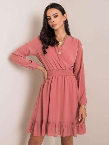 Różowa sukienka Giovana RUE PARIS