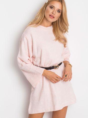 Różowa sukienka Perfect