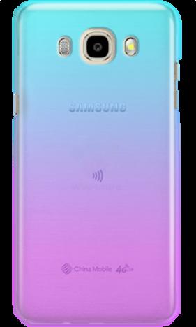 SAMSUNG J5 2017 OMBRE BLUE