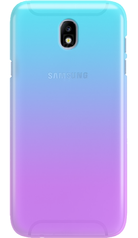 SAMSUNG J7 2017 OMBRE BLUE