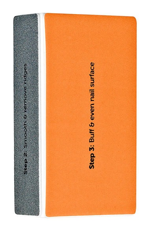 Sally Hansen Akcesoria Blok do polerowania paznokci Nail Shaper & Buffer 4-stronny