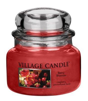 Świeca zapachowa Village Candle 270 gr - Berry Blossom