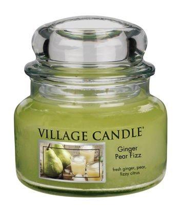 Świeca zapachowa Village Candle 270 gr - Ginger Pear Fizz