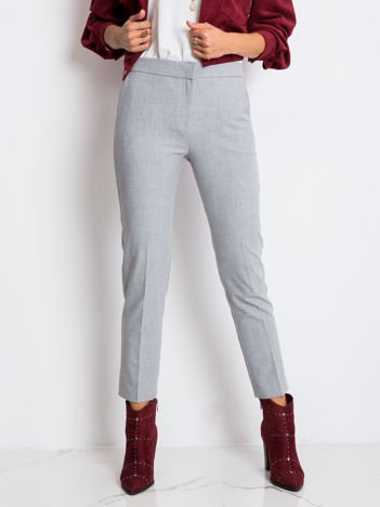 Szare spodnie Dare