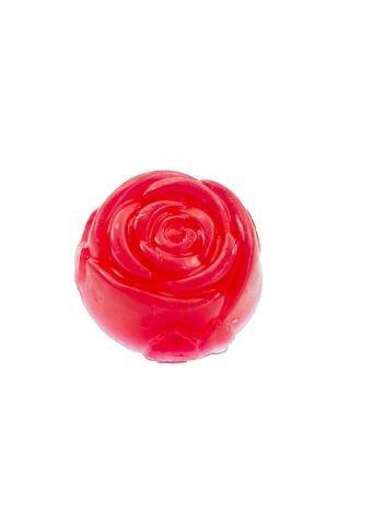 THE ROSE Glicerynowe mydło różane 140g