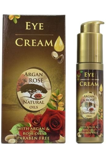 THE ROSE Krem do okolic oczu Argan&Rose 35 ml