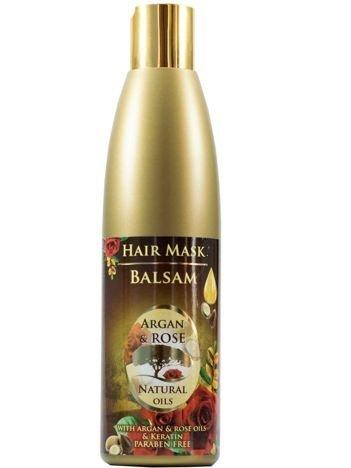 THE ROSE Kremowa odżywka do włosów Argan&Rose 250 ml