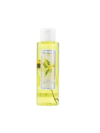 THE ROSE Relaksujący olejek do masażu Herbagen 100 ml
