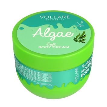 """Vollare Soft Body Cream Krem nawilżający do ciała Algae 250ml"""""""