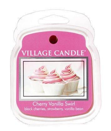 Wosk zapachowy VILLAGE - CherryVanilla Swirl