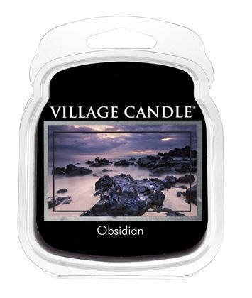 Wosk zapachowy VILLAGE - Obsidian