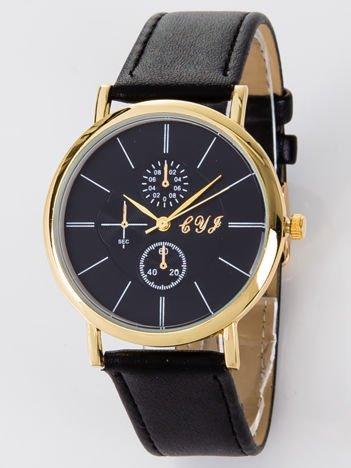 Zegarek damski czarny