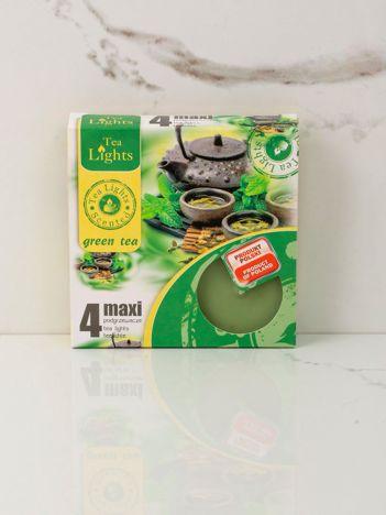 Zestaw podgrzewaczy zapachowych Zielona Herbata