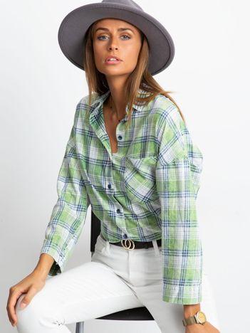 Zielona koszula Ranger