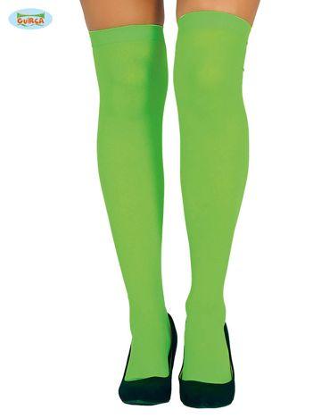 Zielone pończochy