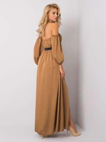 Złota sukienka Harriet