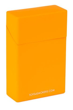 toys4smokers Etui silikonowe na papierosy NEW ORANGE