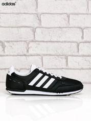 ADIDAS czarne buty męskie o aerodynamicznym kształcie