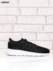 ADIDAS czarne buty sportowe Lite Racer z wyższą piętą