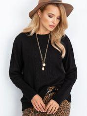 Czarny sweter Marion