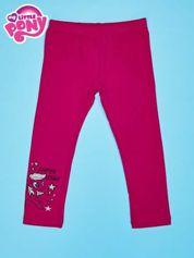 Fuksjowe legginsy dla dziewczynki MY LITTLE PONY