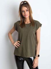 Khaki t-shirt Revolution