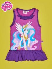 Purpurowa tunika dla dziewczynki MY LITTLE PONY