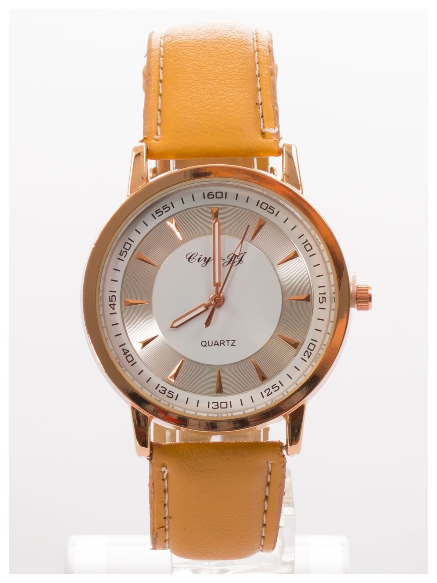 Nowoczesny i elegancki damski zegarek. Doskonały na każdą okazję.                                  zdj.                                  1