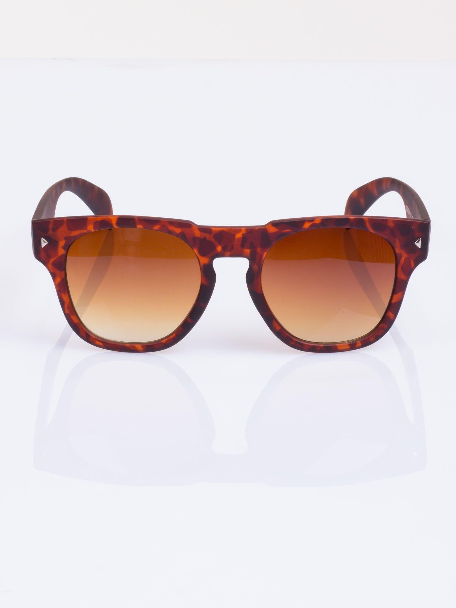 PANTERA Okulary hipster w stylu VINTAGE RETRO                                   zdj.                                  3