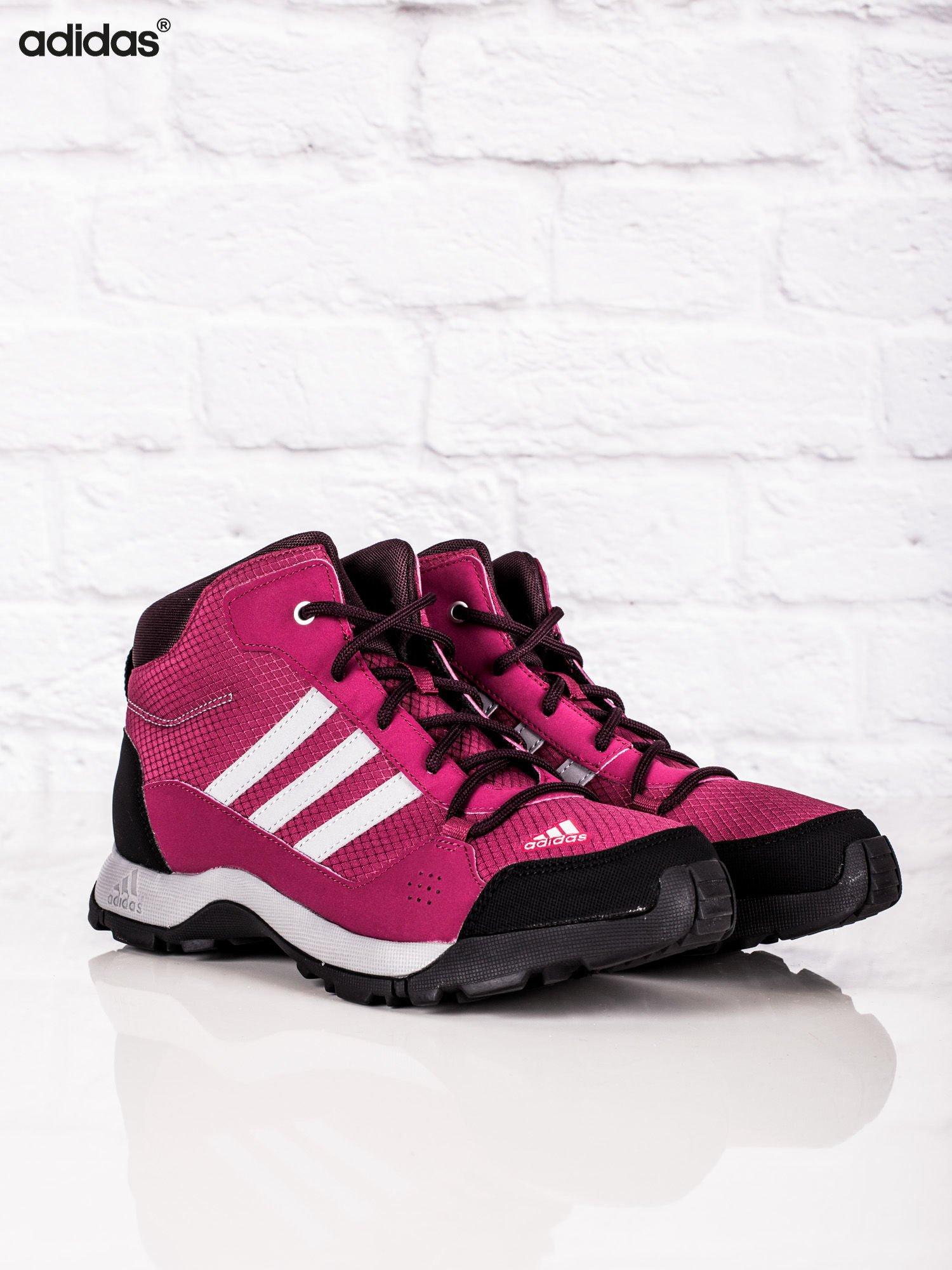 e532fba2248bd2 ADIDAS Różowe buty damskie HYPERHIKER K - Buty Traperki - sklep ...