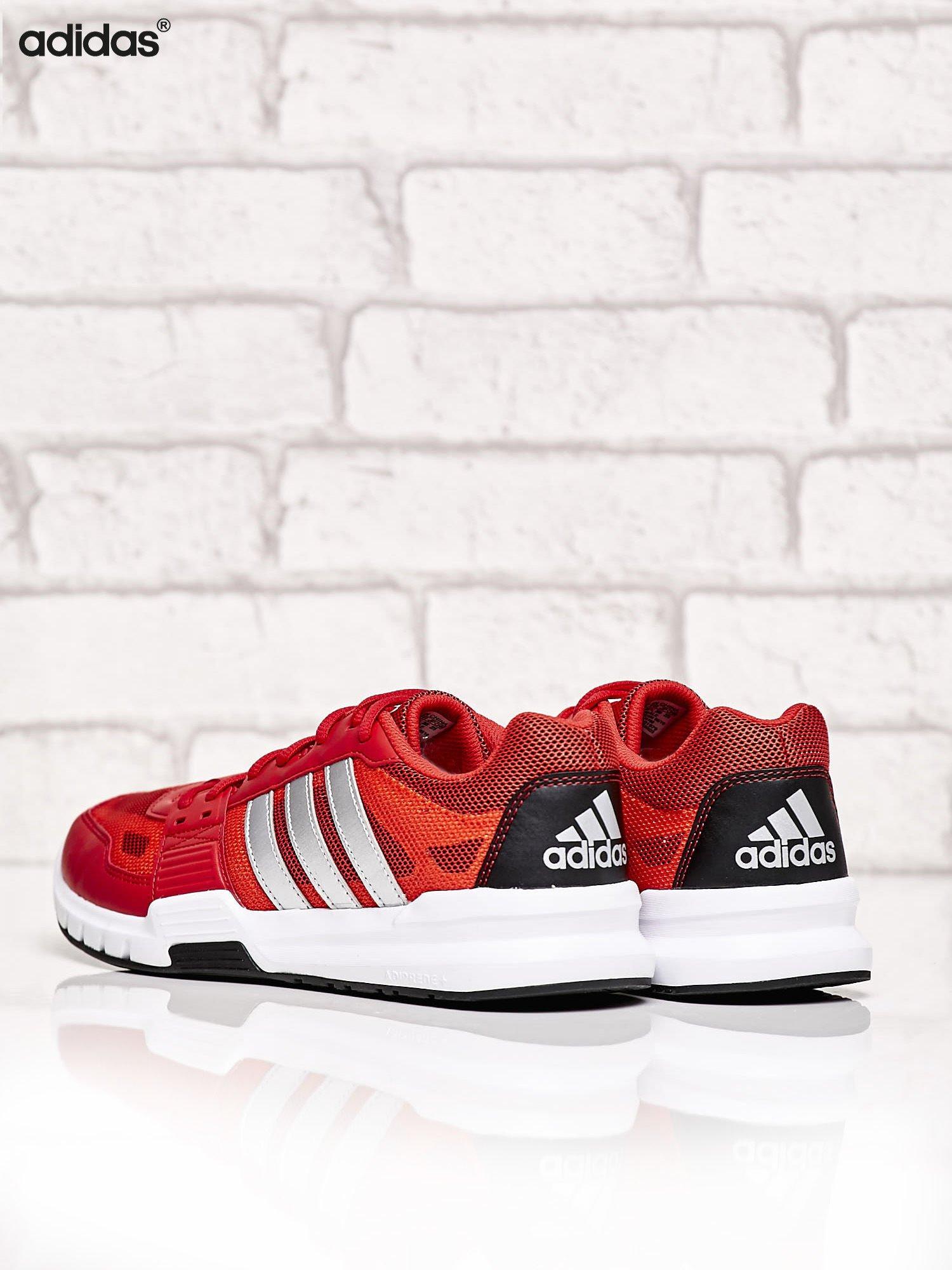 Czerwone Buty Męskie Sportowe Adidas rozmiar 40 23