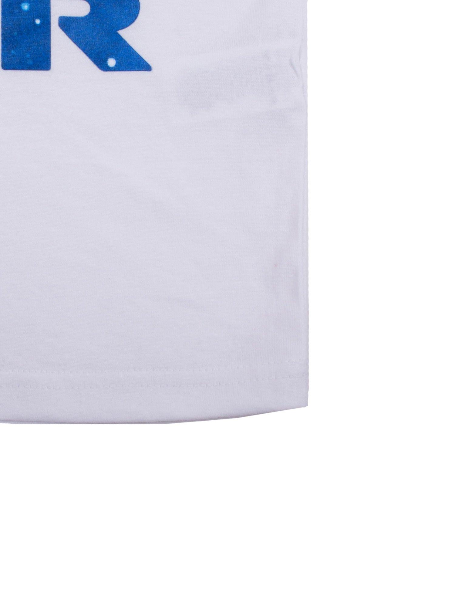 Biały t-shirt męski STAR WARS                                  zdj.                                  13