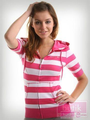 Bluza w paski                                  zdj.                                  2