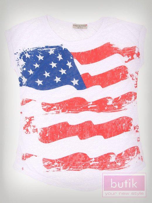 Bluzka z flagą                                  zdj.                                  2