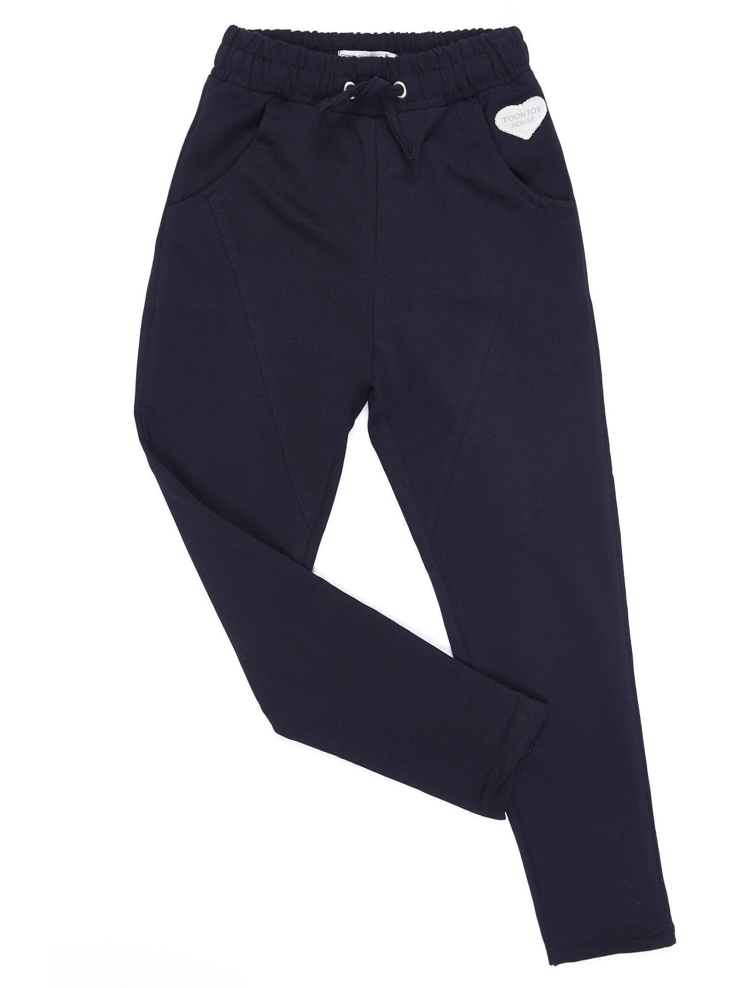 868c1d54c Czarne spodnie dresowe dla dziewczynki - Dziecko Dziewczynka - sklep  eButik.pl