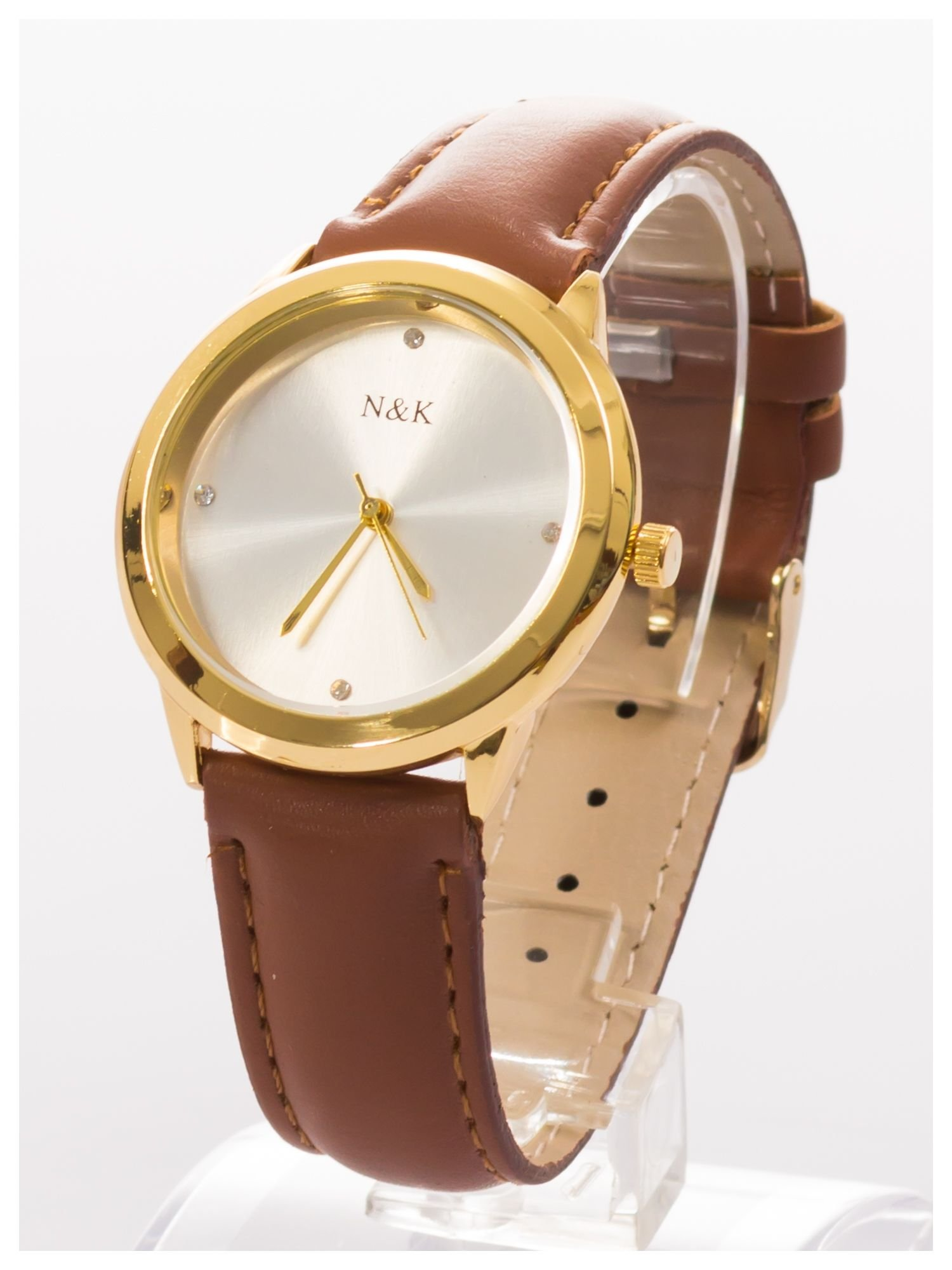 Damski zegarek. Bardzo zgrabny. Delikatny i kobiecy.                                  zdj.                                  2