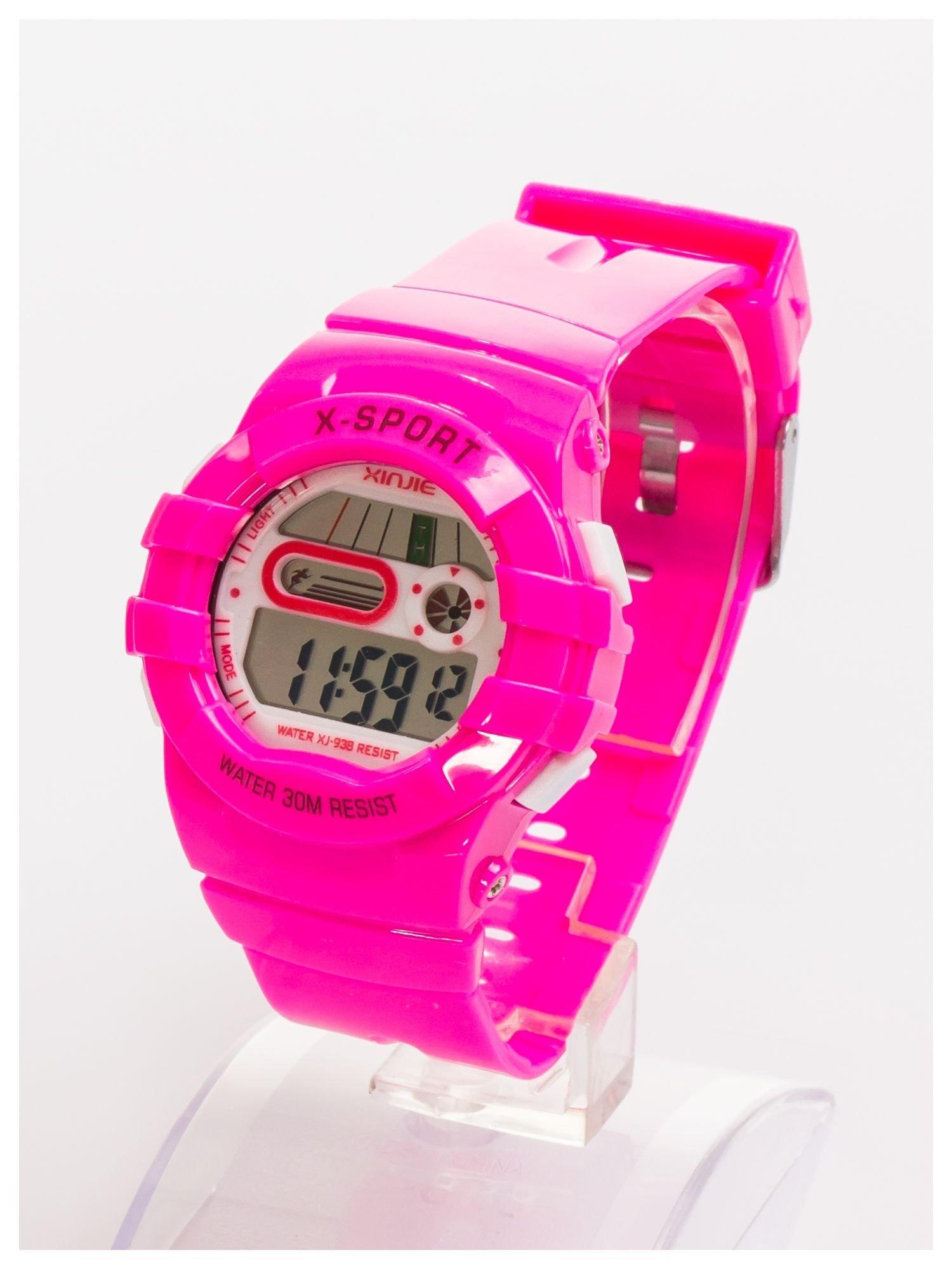 Dziecięcy zegarek sportowy wielofunkcyjny. Łatwy w obsłudze. Idealny dla dziecka. Wodoodporny.                                  zdj.                                  2