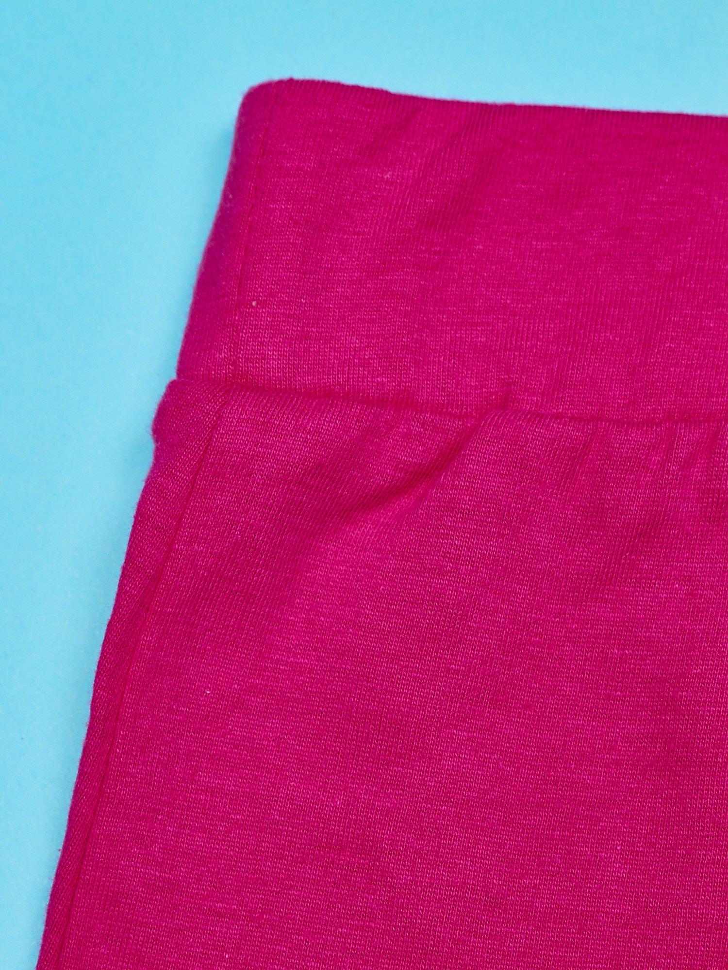 Fuksjowa spódnica dla dziewczynki FURBY                                  zdj.                                  3