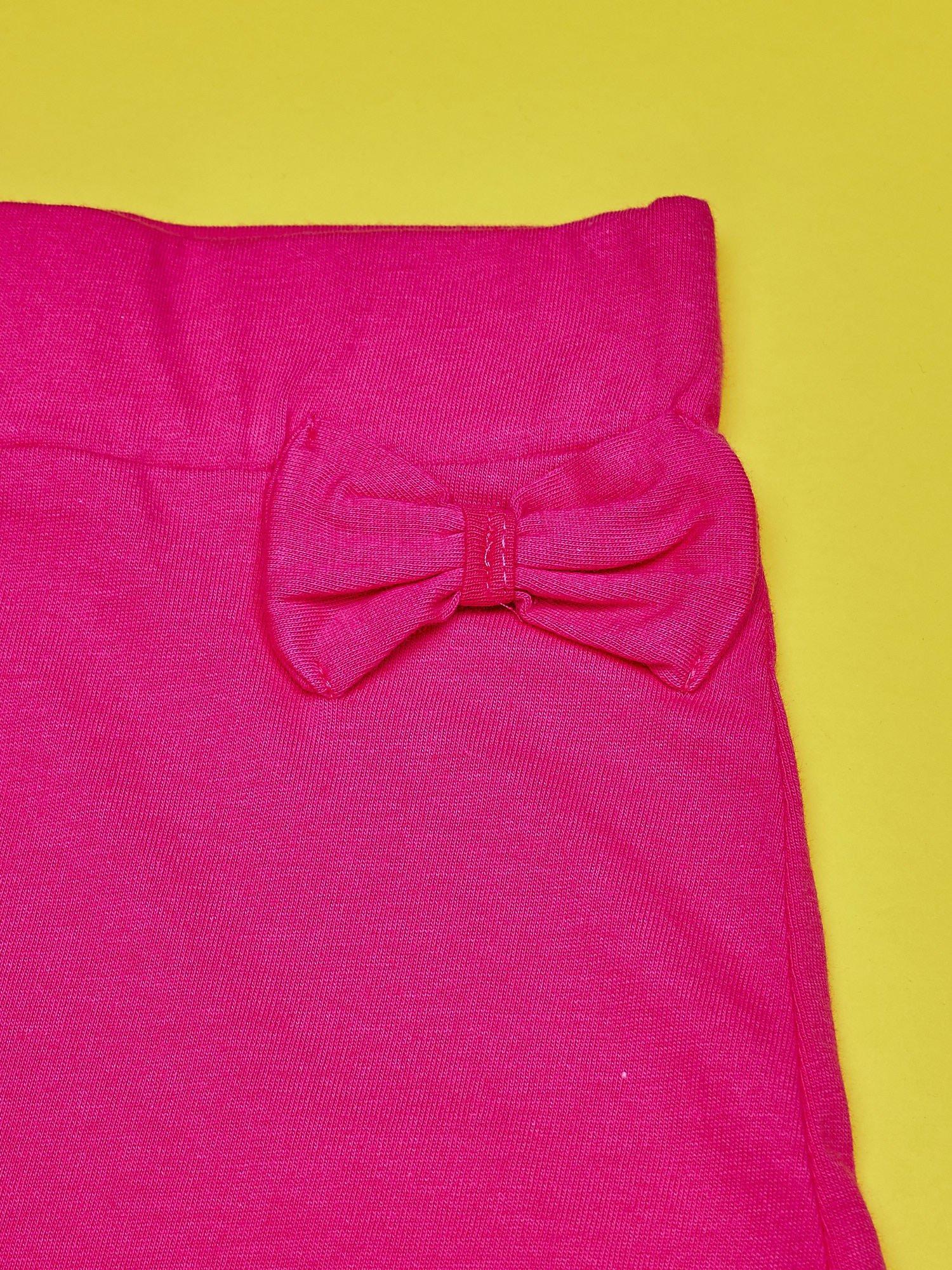 Fuksjowa spódnica dla dziewczynki HELLO KITTY                                  zdj.                                  4