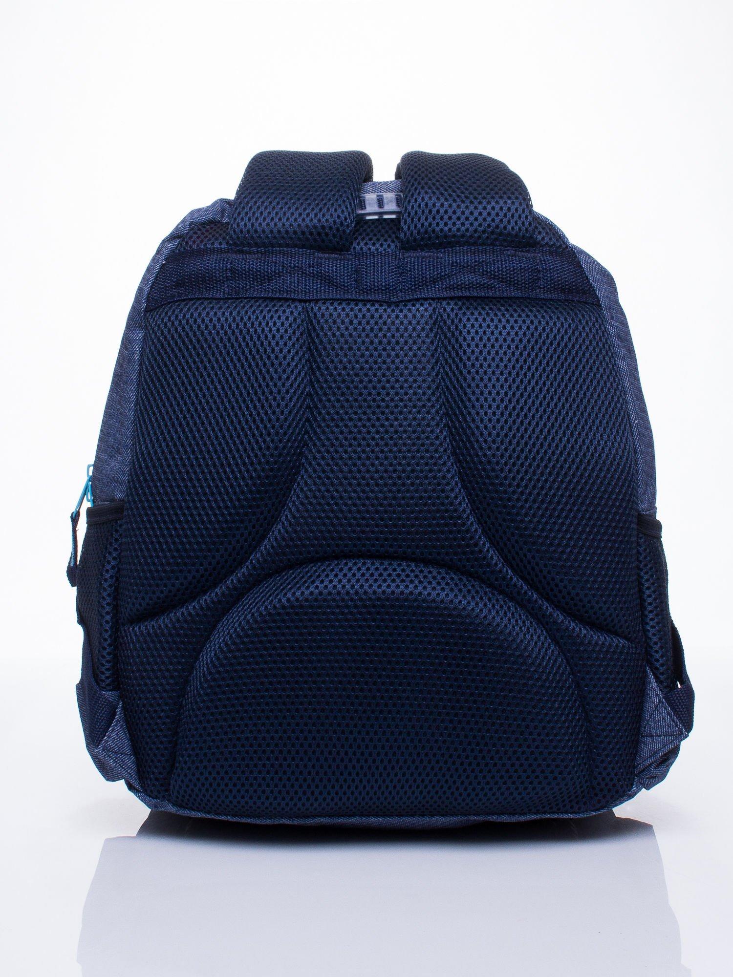 Jeansowy plecak szkolny DISNEY z pieskiem                                  zdj.                                  4