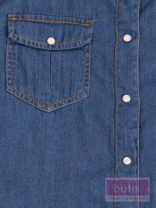 Koszula jeansowa                                   zdj.                                  2